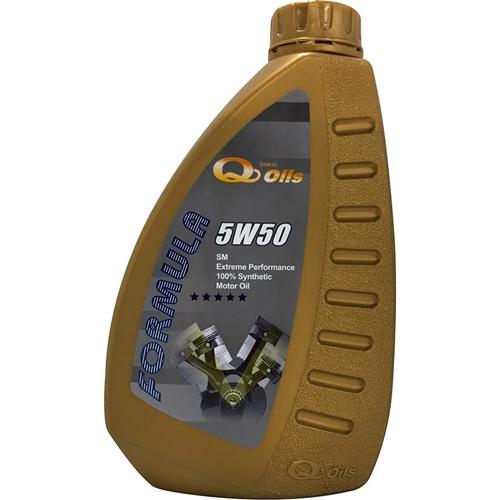 《新金Q Oils》全合成機油5W50(1L/SM)