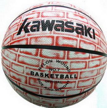 Kawasaki 7號彩色籃球