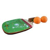《KAWASAKI》桌拍101正板 正手板 桌球拍(附贈2顆桌球 乒乓球)