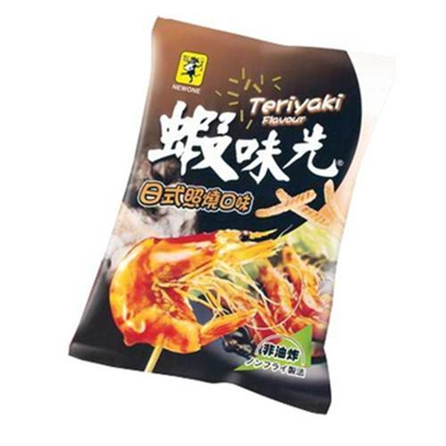 裕榮 蝦味先-日式照燒超派包(115g/包)