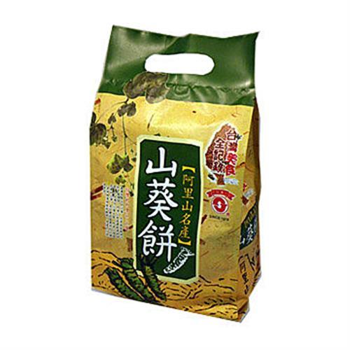 台灣美食全記錄 阿里山山葵餅(200g/包)