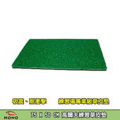 《HONO》GOLF 75x50 cm草皮墊 適合住家空間