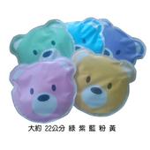 凍凍熊冷熱敷枕 冰枕  兩用墊 (L)
