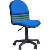 《凱堡》藍天使氣壓式布面辦公椅