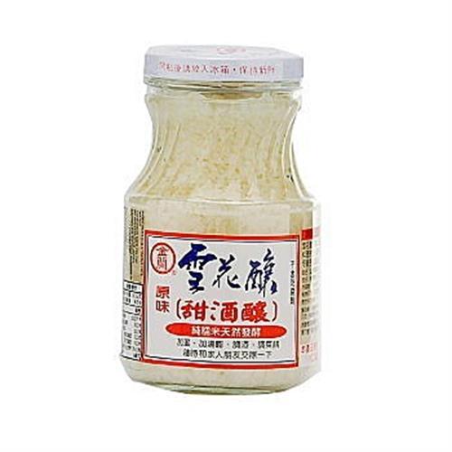 金蘭 雪花釀(500g/瓶)