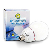 《FP》電子護眼燈泡-黃光(17W)