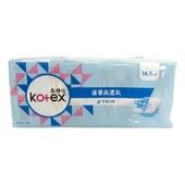 《靠得住》蘆薈高透氧護墊標準無香 14.5cm(28片x3包/組)