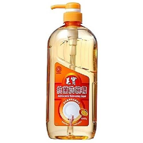 毛寶 抗菌洗碗精-按壓瓶(1000g/瓶)