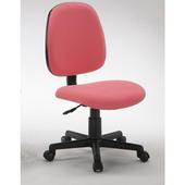 《C&B》靠背高低可調超值電腦椅(紅色)