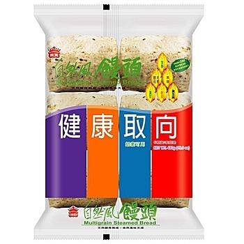 義美 自然風饅頭(80gx6入/包)