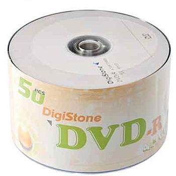 DigiStone 正A級 16x DVD-R 經典白 50片