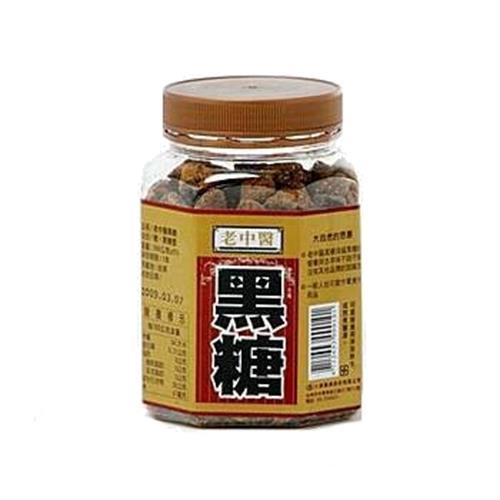 老中醫 黑糖(300g/瓶)