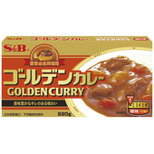 《S&B》愛思必金牌咖哩-甜味(盒)