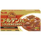 《S&B》愛思必金牌咖哩-甜味(220g/盒)