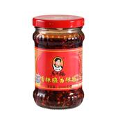 《老干媽》香辣脆油辣椒(210g/瓶)