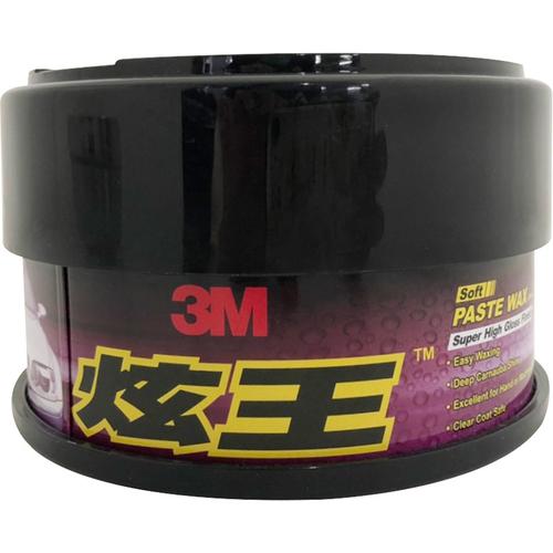 3M 炫王軟蠟(深色車專用)