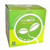 《Light+Bio》FUN種生芽Ⅱ- 向日葵、蕎麥、苜蓿(綠色)