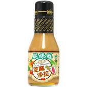 《穀盛》脆綠鮮芝麻沙拉醬(220ml/瓶)