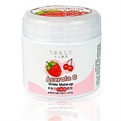 上山採藥 櫻桃凝C嫩膚保濕霜(40ml/瓶)