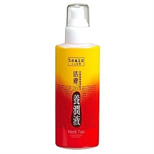 上山採藥 活膚26養潤液(180ml/瓶)