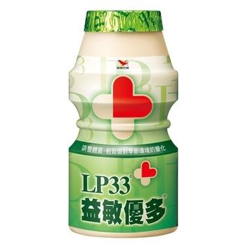統一 LP33益敏優多(170mlx6瓶/組)