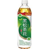 《黑松》茶花綠茶(580mlx4瓶/組)