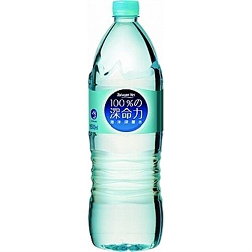 Taiwan Yes 深命力100%海洋深層水(1500mlx3瓶/組)