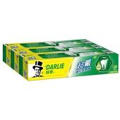 《黑人》超氟強化琺瑯質牙膏250g*3條/組 $199