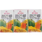 《光泉》果汁時刻-芒芭柳汁(250ml*6包/組)