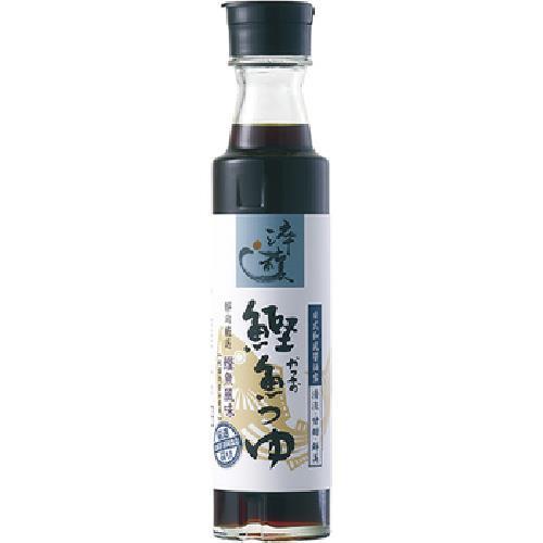 味全 日式和風醬油露靜岡鰹魚(300ml/瓶)