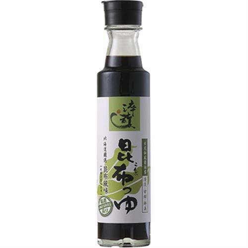 味全 日式和風醬油露北海道昆布(300ml/瓶)