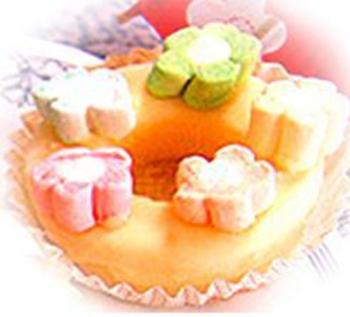 菖樺台灣日本冰 甜甜圈冰點 多多棉花糖(108+-5g/入*1入)
