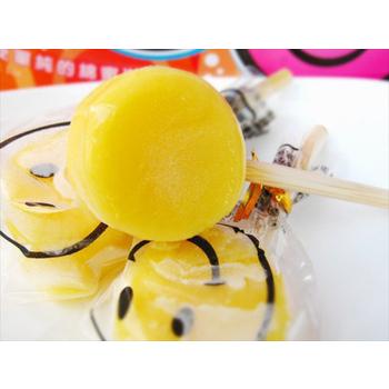 菖樺台灣日本冰 迷你棒棒冰 百香果口味(25g+-5/入*5入)