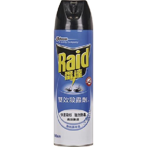 Raid雷達 雙效噴霧殺蟲劑(500ml/罐)