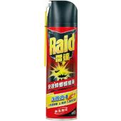 《Raid雷達》快速蟑螂螞蟻藥-無臭無味(550ml/罐)