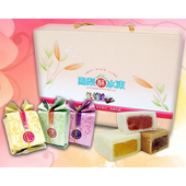 《菖樺》鳳梨酥冰凍 綜合口味(12入/盒)