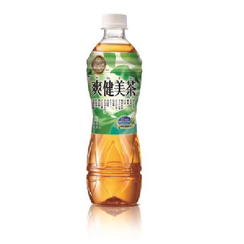 可口可樂 爽健美茶(535mlx4瓶/組)