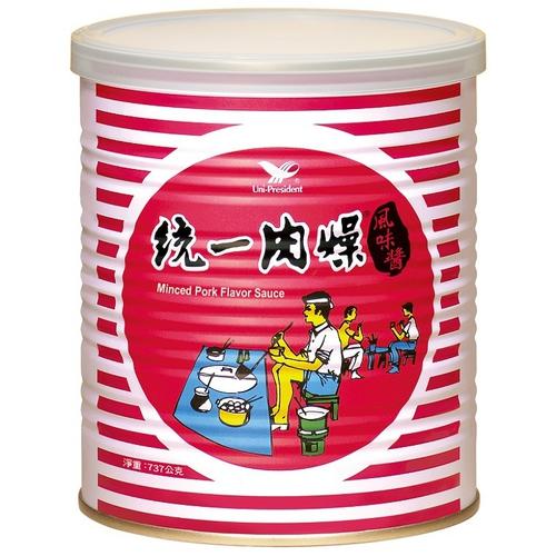 統一 肉燥風味醬(737g/罐)
