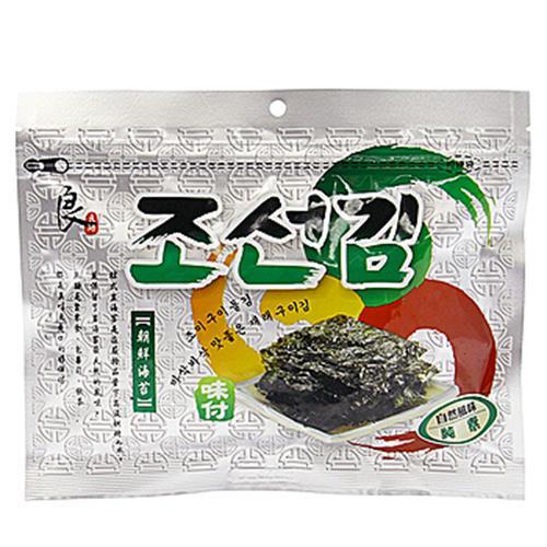 良澔 朝鮮海苔原味(45g/包)