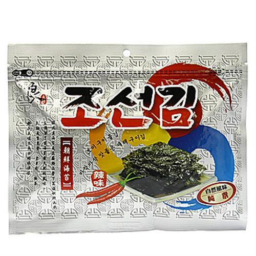 良澔 朝鮮海苔辣味(45g/包)