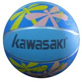 《kawasaki》彩色3號小籃球
