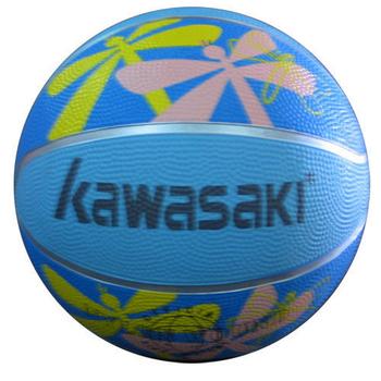 kawasaki 彩色3號小籃球