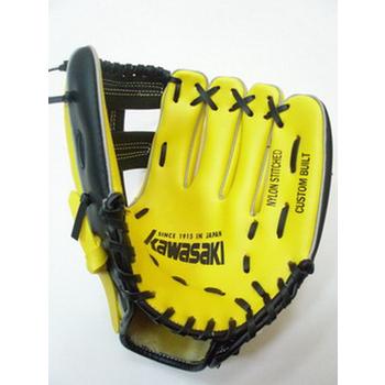 kawasaki 10.5吋兒童棒球手套(左手)