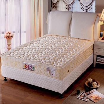 《ESSE御璽名床》【乳膠】3D立體二線獨立筒床墊3.5x6.2尺 -單人