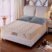 《ESSE御璽名床》【記憶】3D立體獨立筒床墊3.5x6.2尺 -單人買再送記憶枕(單人X1 / 雙人以上X2)