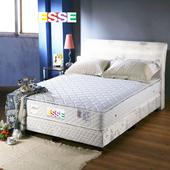 《ESSE御璽名床》【舒適三線】獨立筒床墊6x6.2尺 -加大買再送記憶枕(單人X1 / 雙人以上X2)