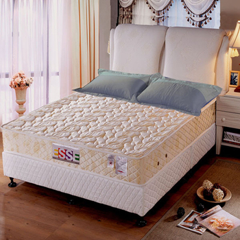 《ESSE御璽名床》【記憶】3D立體獨立筒床墊6x6.2尺 -加大