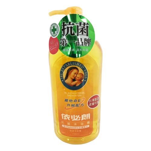 依必朗 抗菌沐浴露-保濕洋甘菊(1000ml/瓶)