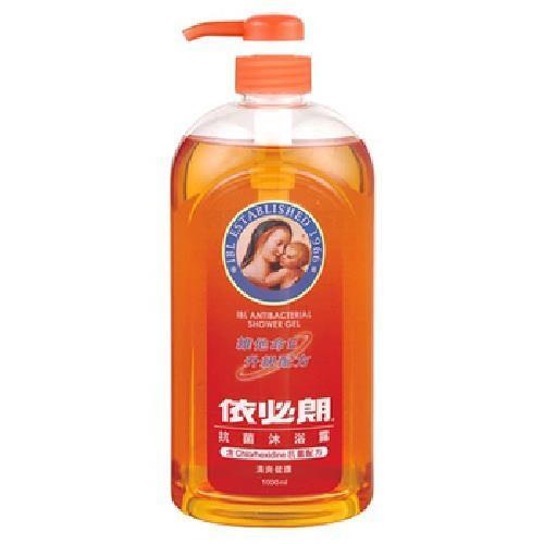 依必朗 抗菌沐浴露-清爽健康(1000ml/瓶)