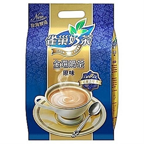 雀巢 奶茶金選原味(20gx16包/袋)